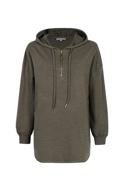 Joy Sweater Army