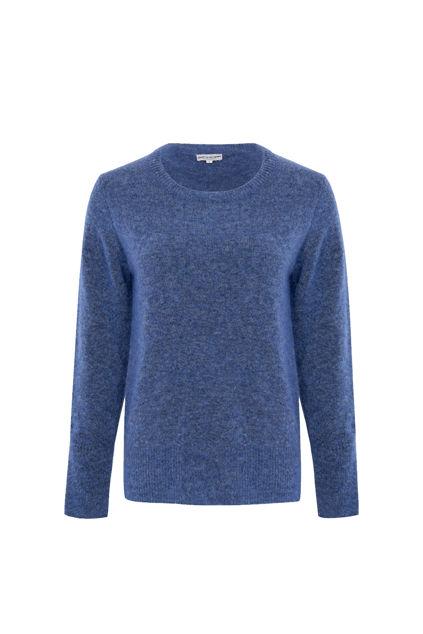 Mandy sweater Blå