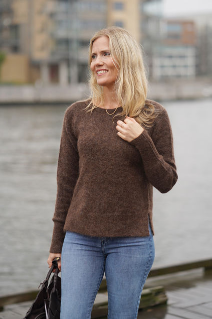 Mandy sweater Mousse
