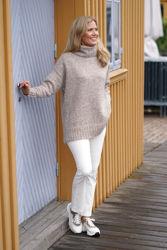 Cindy sweater Fudge