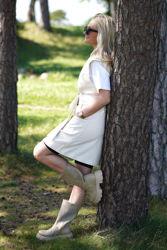 Klara Waistcoat Moonbeam