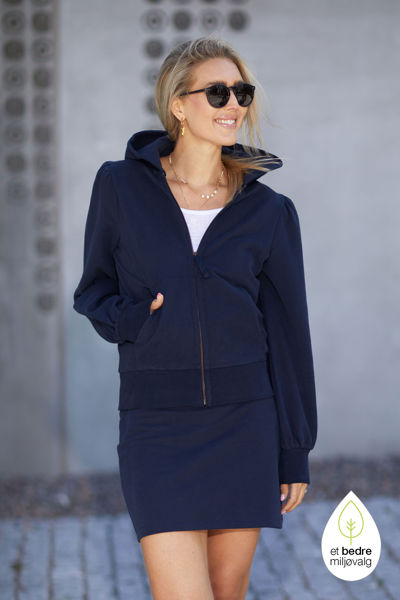 Piper jacket Marineblå