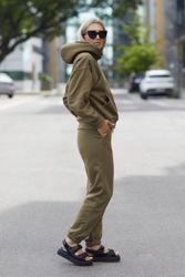 Rubi HW Pants Capers