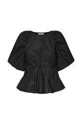 Scarlett blouse Sort