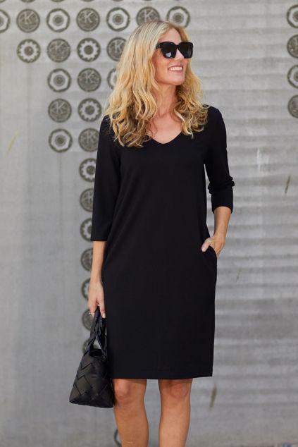 Caro-Tunni 3/4 Short Dress Sort