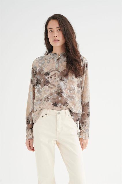 Basira Shirt Natural Splash
