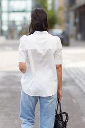 Billie shirt Hvit