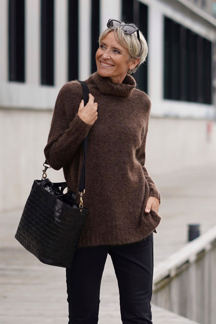Cindy Sweater Mousse