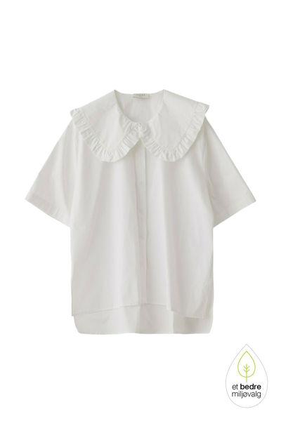 Greta Shirt Hvit