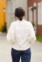 Villem Shirt Hvit