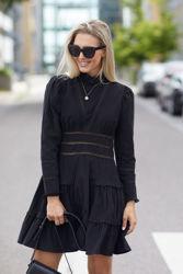 Baby Cord Mini Dress Sort