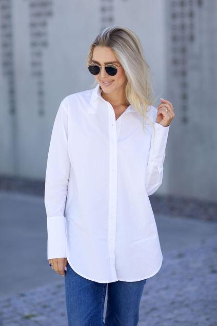 Nice Shirt Hvit