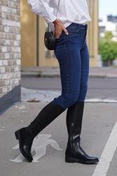Poline SWAN Jeans Jeansblå