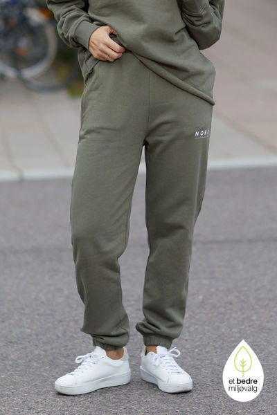 Daisy Sweat Pants Army
