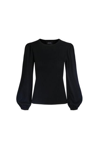 Frida Merino Sweater Sort