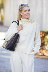 Barbro Sweater Ecru