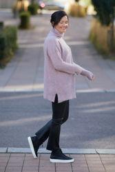 Zaya Sweater Orchid