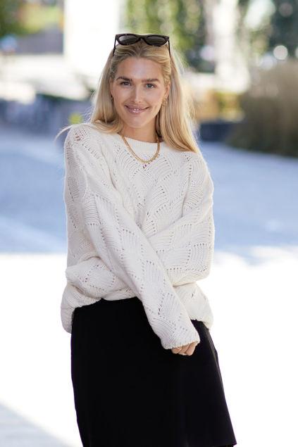Billie Sweater Ecru