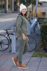Corine Sweater Mørkegrønn