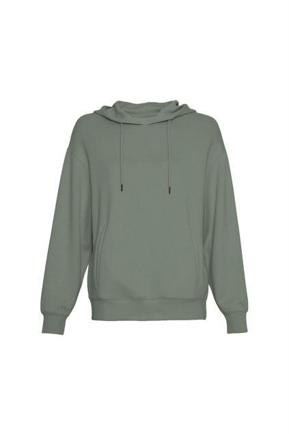 Ima DS Logo Hood Sweatshirt Grønn