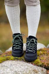 Hiking Core Cap Suede Sort