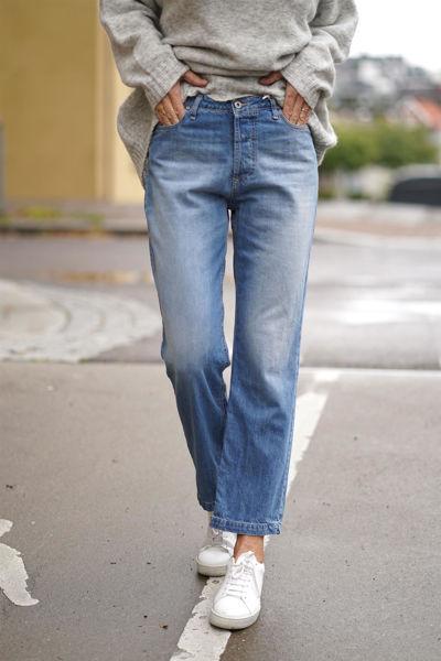Maria Denim Jeansblå