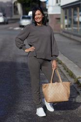 Sonja Merino Sweater Brun
