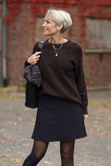 Claudia Sweater Espresso