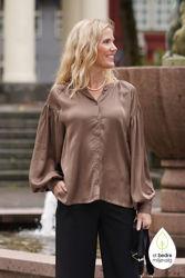 Lucina Shirt Walnut