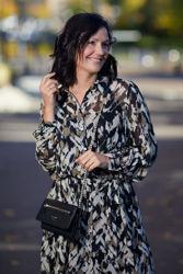 Linea PW Dress Sort m/print