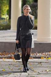 Valeria Alpaca Sweater Grå