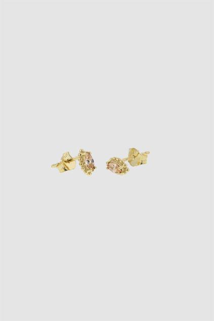 Venus Florence Earrings Champagne