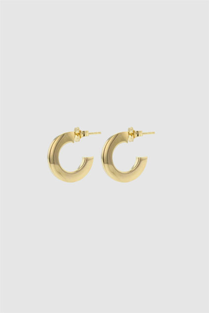Faces Persona Ear Hoops Gull