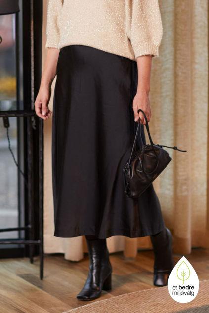 Zilky Skirt Sort