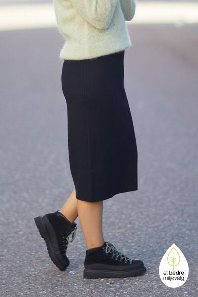 Als Knit Skirt Sort